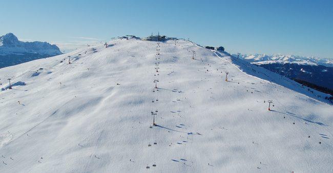 gdzie na narty wlochy kronplatz tyrol poludniowy