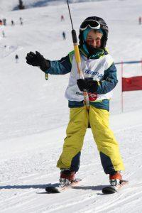 wyjazd na narty z dziecmi