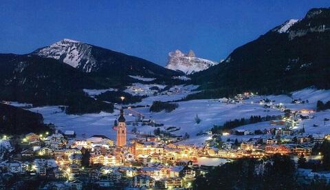 rodzinny wyjazd na narty alpe siusi