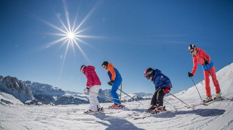 gdzie na narty wyjazd na ferie wlochy - © Dolomiti Superski/Wisthaler.com