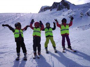 predszkole narciarskie sylwester na nartach