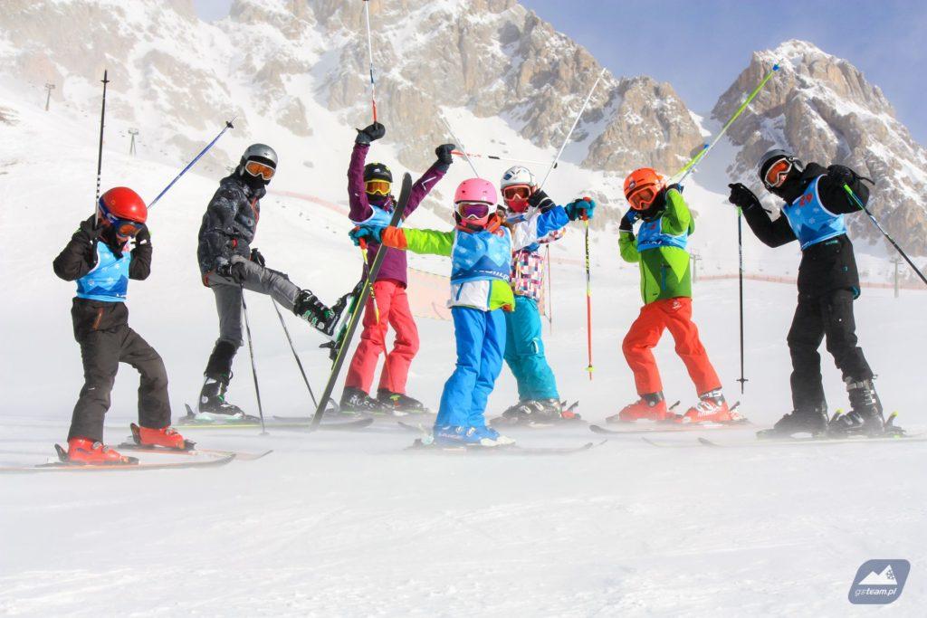 Alpy wyjazdy na narty 2019 ze szkoleniem